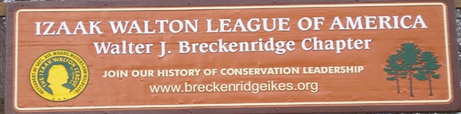 izaak walton league breckenridge chapter