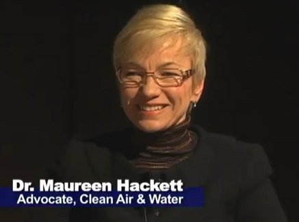 dr. maureen hackett on tar sands