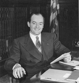 hubert h. humphrey as mayor