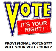 voting is your right - will it count