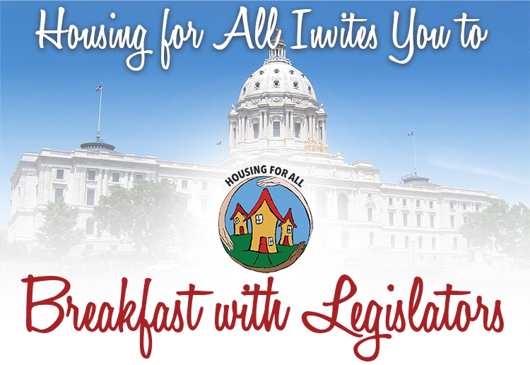 Housing for All Breakfast with Legislatorsjpg